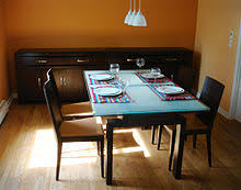 What Is The Difference Between Modern And Contemporary Dining Room Wikipedia