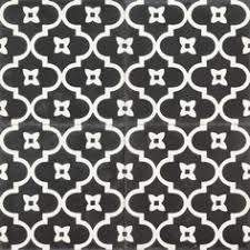 Jatana Interiors Jatana Interiors Repro Tiles White Moorish Night Reno