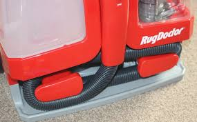 keeping carpets clean with a portable spot cleaner from rug doctor