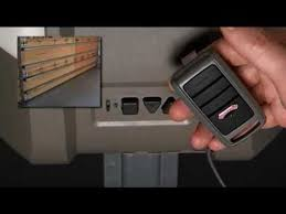 Overhead Door Program Remote How To Program A Remote To Garage Door Opener Odyssey Destiny