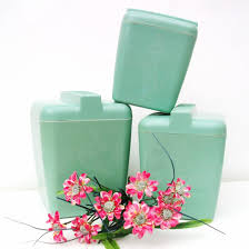 Teal Kitchen Canisters Plastic Kitchen Canisters Kitchen Canister Set Vintage Red