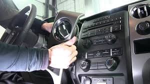 installation of a trailer brake controller on a 2013 ford f 150