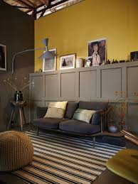 Warm Living Room Colors by How To Decorate With Dulux U0027s Colour Of The Year Cherished Gold