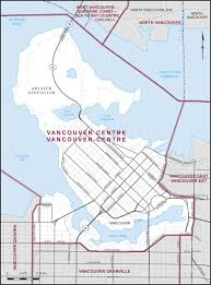 Map Of Vancouver Canada by Vancouver Centre Maps Corner Elections Canada Online