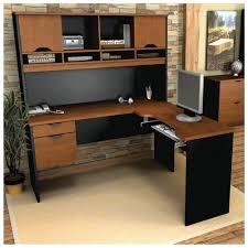Modern Desk Hutch L Shaped Reception Desk Home Design