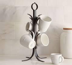 Tree Mug Vintage Blacksmith Mug Tree Pottery Barn