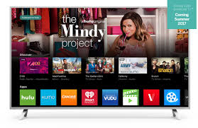 vizio u0027s new tvs don u0027t do apps the way you u0027d expect the verge