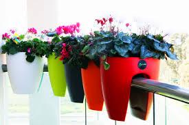 balkon blumentopf greenbo planter balkon pflanzgefäß grün blumentopf günstig
