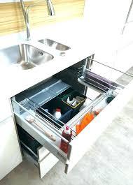 meuble tiroir cuisine rangement interieur placard cuisine rangement interieur meuble