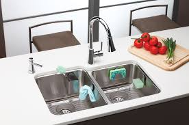 elkay kitchen sinks undermount gourmet perfect drain double bowl undermount sink jack london