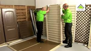 Rubbermaid Shed 7x7 Big Max by Duramax 6x6 Storemate Vinyl Shed Installation Youtube