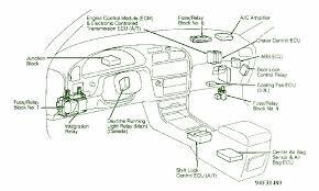 2000 toyota camry fuse box diagram wiring diagrams for diy car