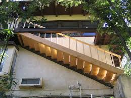how to build interior steps building free standing stairs for
