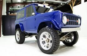 baja bronco for sale the past and future era of ford bronco glory ebay motors blog