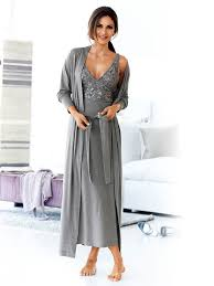 peignoir de chambre femme robes de chambre longues ventes privées
