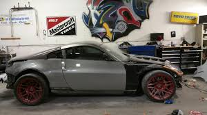 nissan 370z quiet tires the