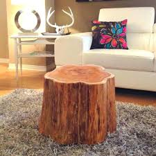 tree stump table base tree trunk table tree trunk table for popular house stump coffee