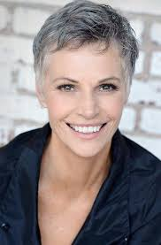 gray hair styles for 50 plus 24 best short gray hairstyles images on pinterest grey hair