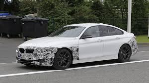 bmw 4 series launch date bmw 4 series gran coupe in line for minor facelift