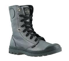 palladium s boots baggy metallic lea 93455 063 m leather