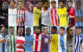 spanish premier league table the spanish football league system