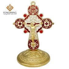 orthodox crosses 2017 new catholic crosses and crucifix jesus metal crafts