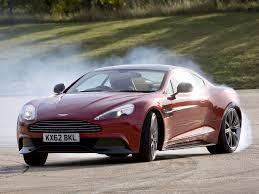 2012 aston martin rapide aston 2012 aston martin vanquish uk sportcar burnout smoke drift