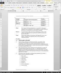 Inventory Job Description Resume by Purchasing Procedure