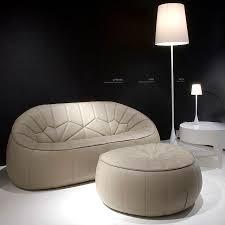 ottomane canapé canapé contemporain en tissu par noé duchaufour lawrance 2