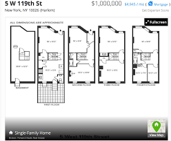 colby college floor plans 100 new york townhouse floor plans available featured homes
