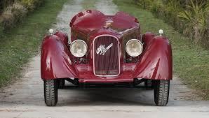 vintage alfa romeo 6c 1930 alfa romeo 6c 1750 gran sport spider u2013 robb report