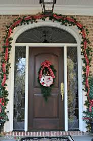 best front door christmas front door covers for christmaschristmas wreaths ideas