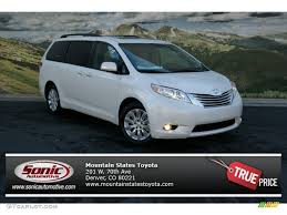toyota awd 2013 2013 blizzard white pearl toyota limited awd 72245349