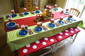 mario cake mario bros party cake paper party