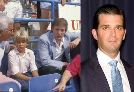 donald trump children ivanka eric and donald trump jr history