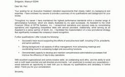 best business cover letter examples livecareer throughout