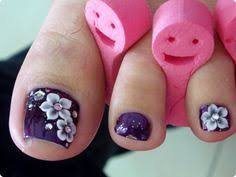 tropical flower toes design tiffy d nail art u0026 more