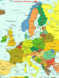 Rail Map Of Europe by Maps Map Of Europe And Middle East