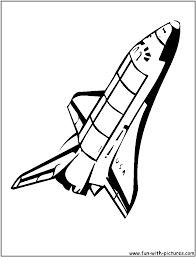 space shuttle coloring pages clipart panda free clipart images