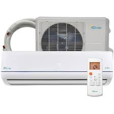 ductless mini split 12000 btu 1 ton 20 5 seer ductless mini split air conditioner