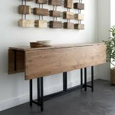 table cuisine design la table de cuisine pliante 50 idées pour sauver d espace
