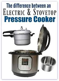 black friday amazon pressure cookers the difference between an electric and stovetop pressure cooker
