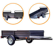 utility trailers u0026 carts towing trailers u0026 cargo management