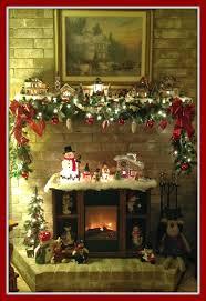 fireplace decoration best christmas mantels ideas on pinterest mantel decor fireplace