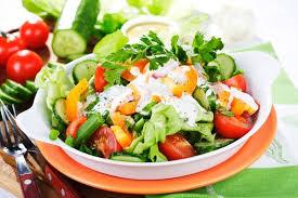 cara membuat salad sayur atau buah resep dan cara membuat salad sayur sederhana yang sehat dan cocok