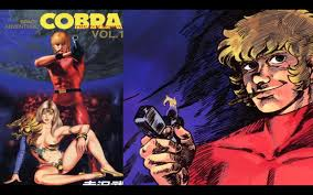 ah cobra anime character profile youtube