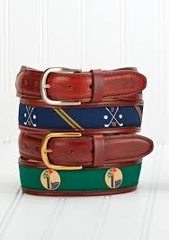 ribbon belts mens ribbon belts yri custom designs