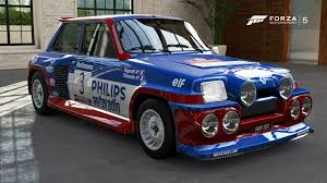renault 5 rally feel free to delete thread page 5 race paint booth forza