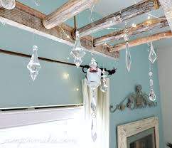 How To Refurbish A Chandelier How To Make A Rustic Ladder Chandelier What Meegan Makes