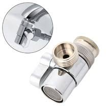 kitchen faucet splitter buy faucet hose adapter and get free shipping on aliexpress